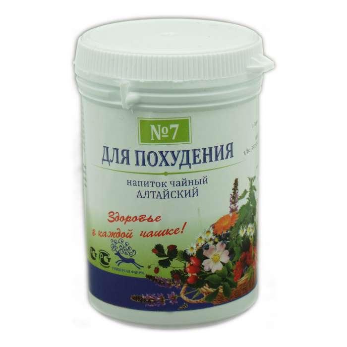 Эффективные травеные чаи для похудения
