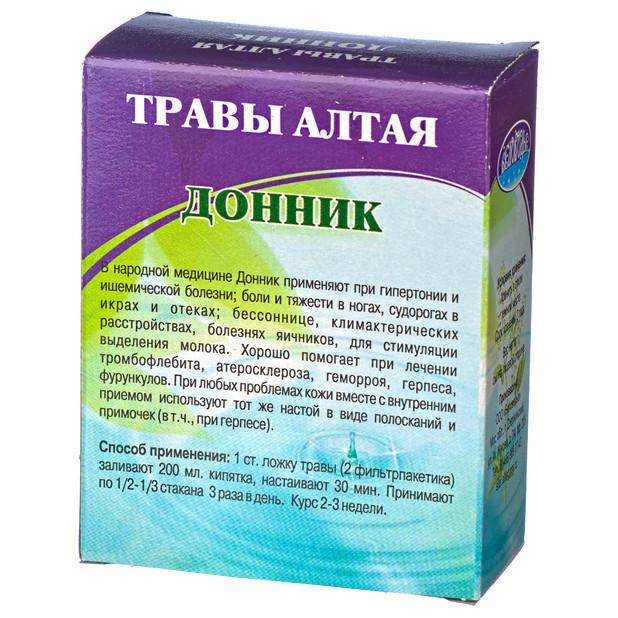 Донник трава 50г - 28р. в магазинах 'БиоПрофи'
